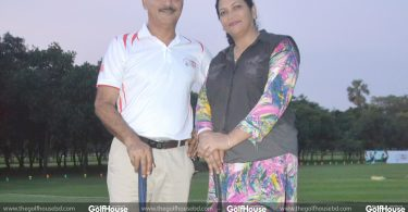 Army_Lieutenant_colonel_Faridul_Mahmud_(retd)_and_Mrs_Kusum Farid_the_golf_house_2017