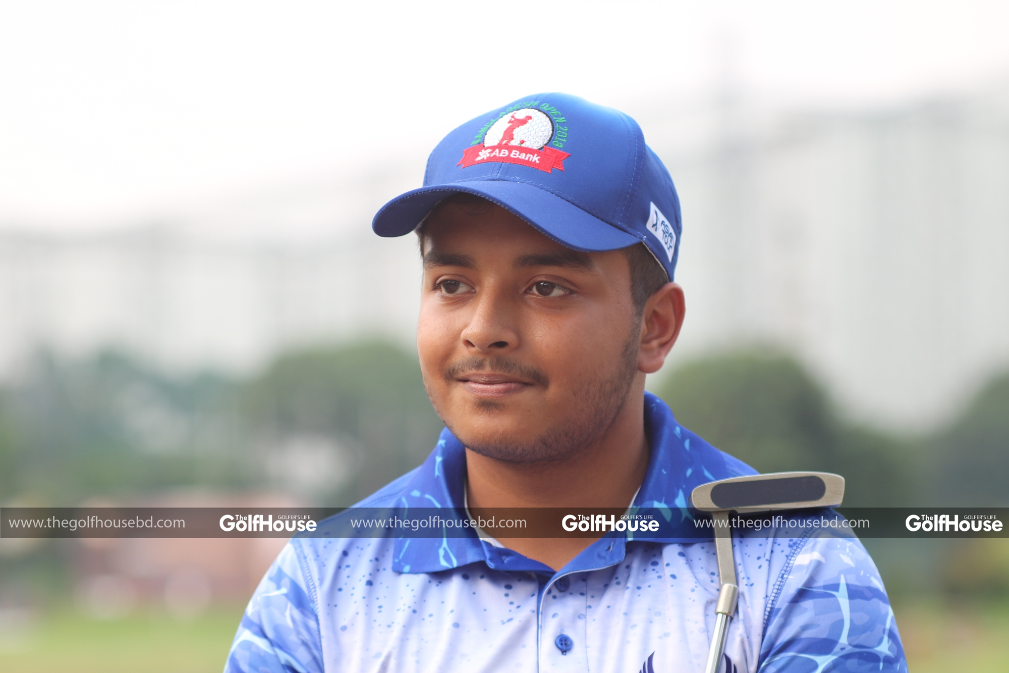 Samaul Islam is an amateur golfer at the Kurmitola Golf Club. Like many other amateur golfers, Samaul was introduced to the game by his father at a very early age and took an instant liking to the game and the other aspects that golf brings with it.