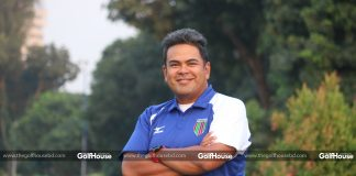 Osman Rafidi Bin Ramlan is the Asia-Europe Tournament Administrator of the Faldo Series. He was in Dhaka recently for the fourth Faldo Series, held at the Kurmitola Golf Club.
