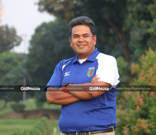 Osman Rafidi Bin Ramlan is the Asia-Europe Tournament Administrator of the Faldo Series. He was in Dhaka recently for the fourth Faldo Series, held at the Kurmitola Golf Club.