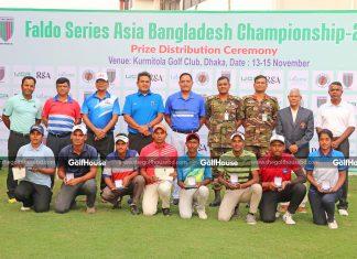 SWEET SUCCESS FOR SHAHAB AT FALDO SERIES BANGLADESH CHAMPIONSHIP