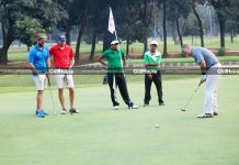 FOLLOW YOUR PASSION TO A CAREER IN GOLF