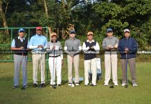 BHATIARY HOSTS EARLY BIRD -- KEEN GOLFERS GOLF TOURNAMENT