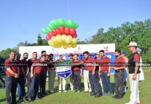 1ST BM ENERGY CUP GOLF