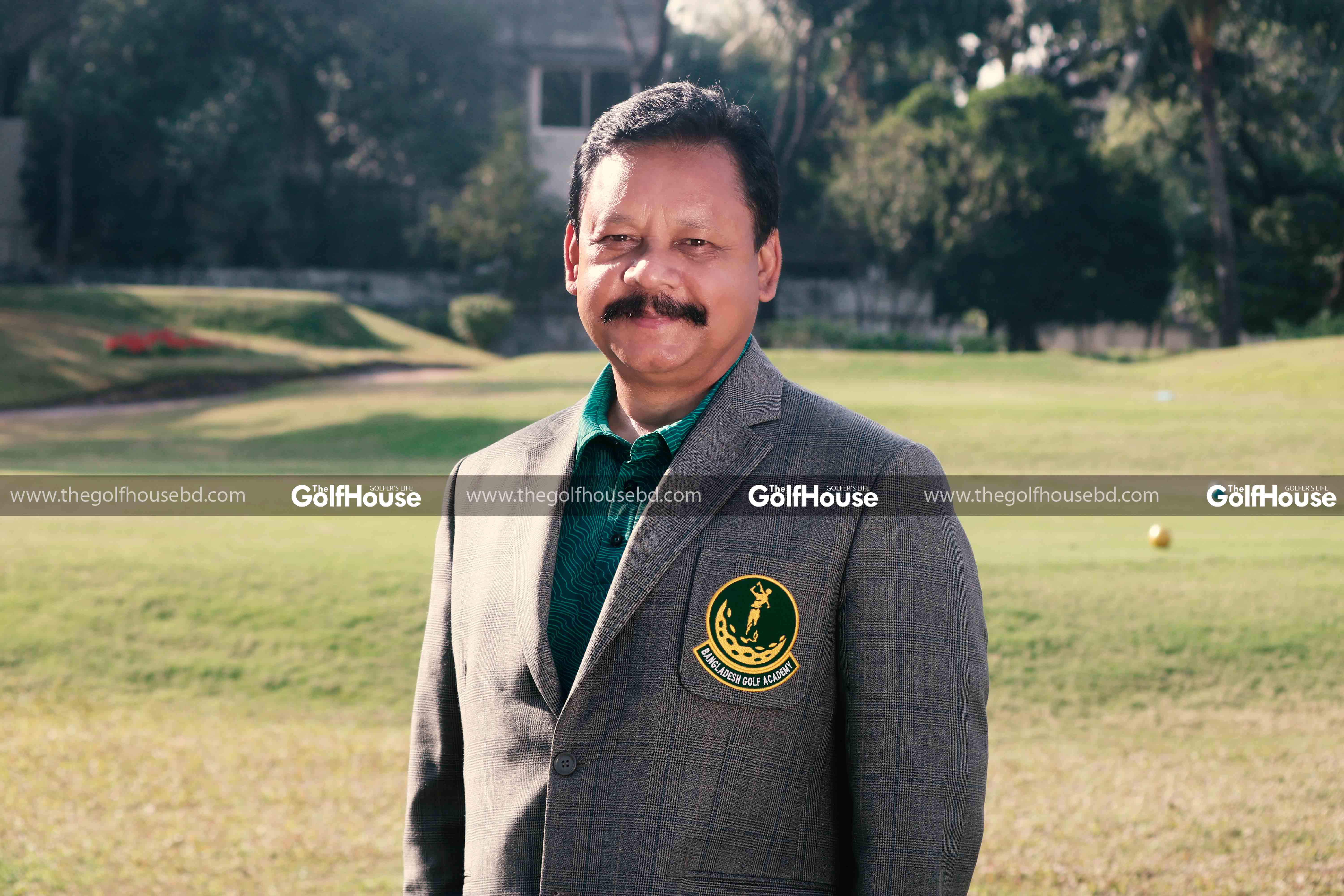 Maj (retd) Golam Morshed,psc is the director of golf training at the Bangladesh Golf Academy. With close to two decades of experience in golf, Mr. Morshed brings to the board a wide array of experience and expertise.
