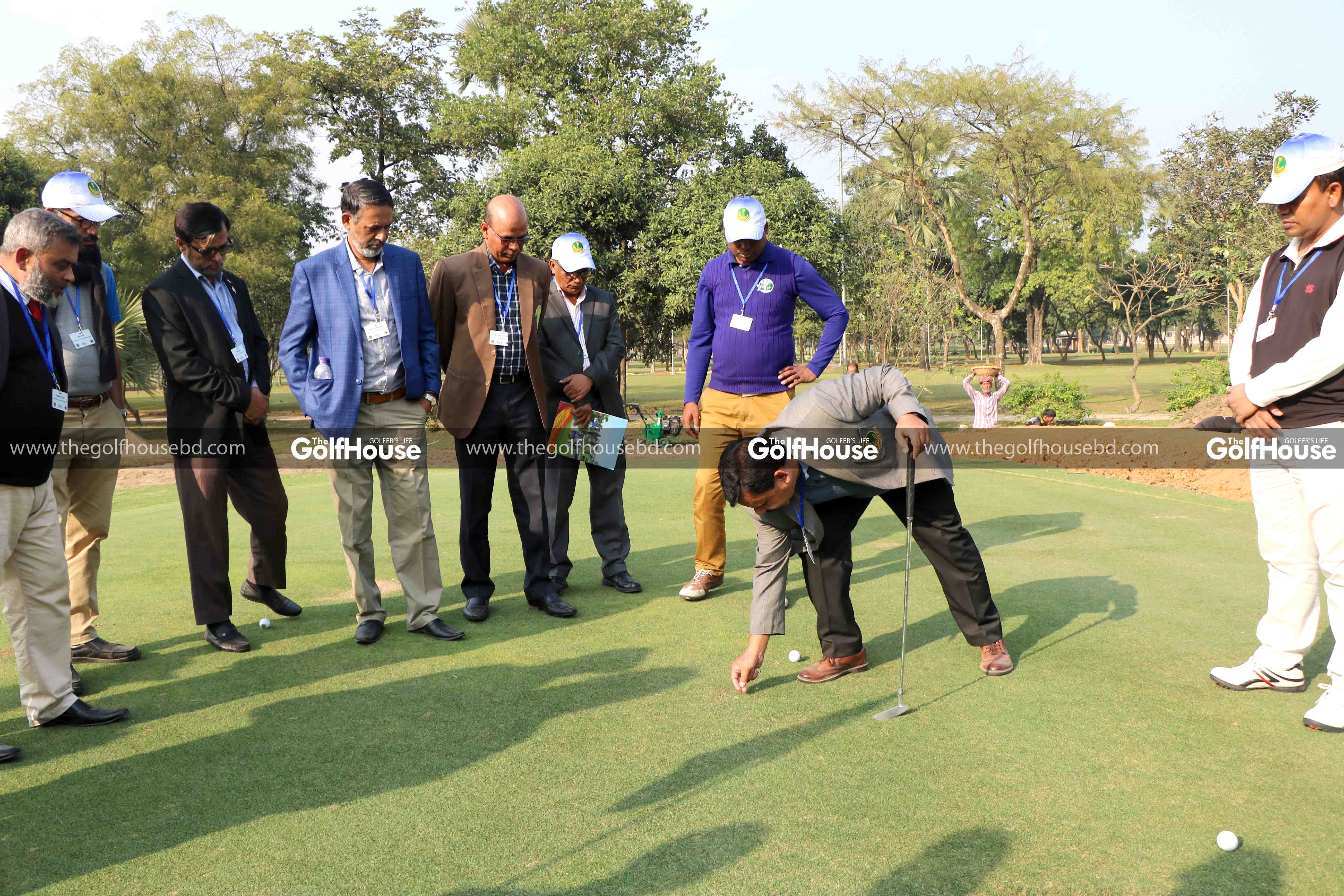 "An international Seminar on Rules of Golf titled ""R&A Level-1 Rules Seminar"" was recently held at the Bangladesh Golf Academy (BGA) Dhaka Cantonment."