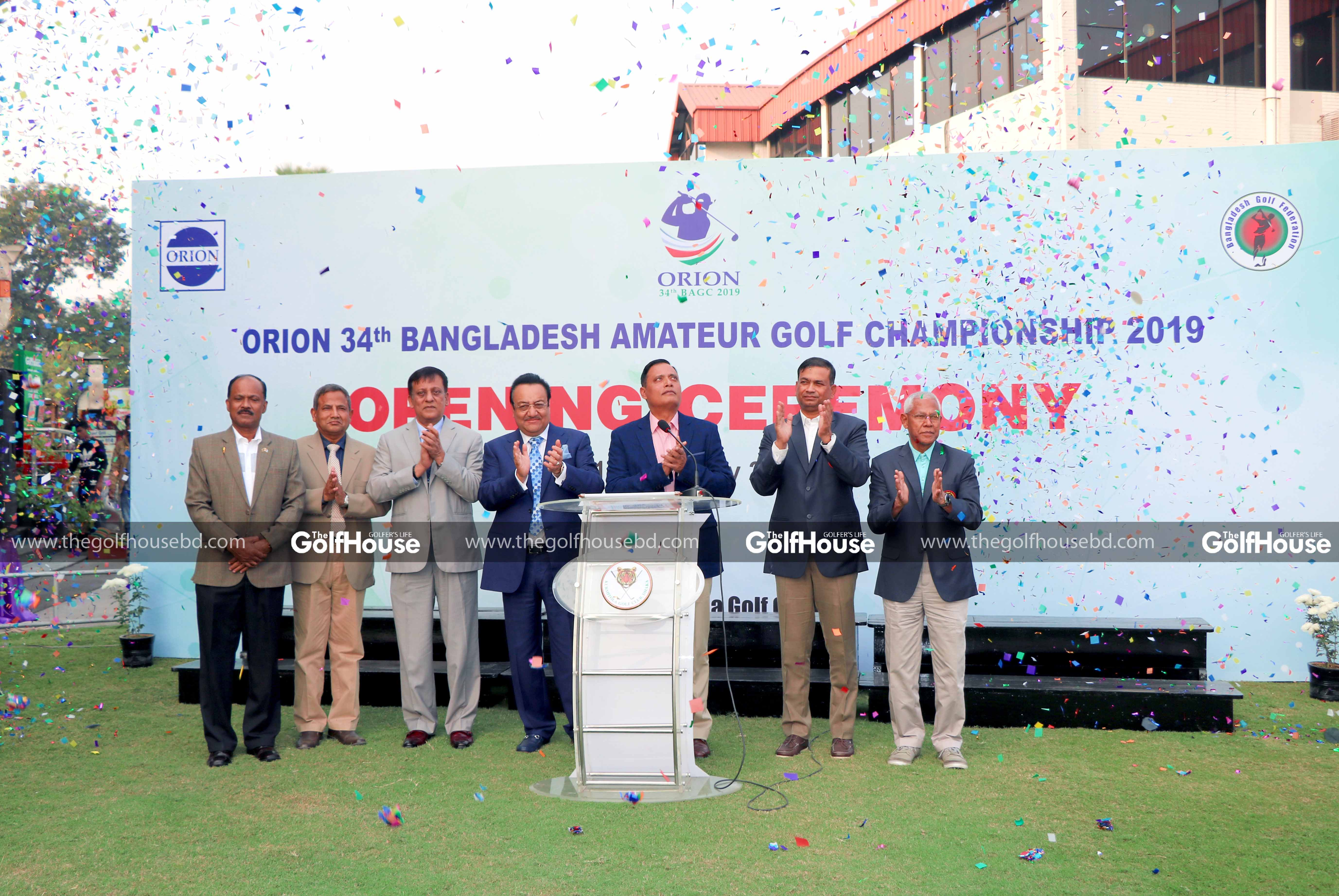 This is the premier amateur international golf tournament of the country. Orion Group sponsored the prestigious tournament for the third time.