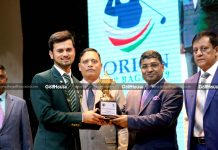 AHMAD BAIG WINS BAGC 2019