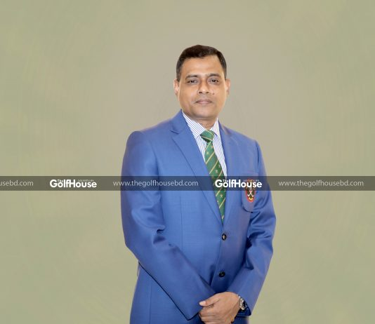 Major General Nazrul Islam, ndu, afwc psc, is the newly-appointed president of the Rangpur Golf & Country Club. When this interview was taken, he was still the president of Junior Golf Division of Bangladesh Golf Federation and Army Golf Club (AGC).