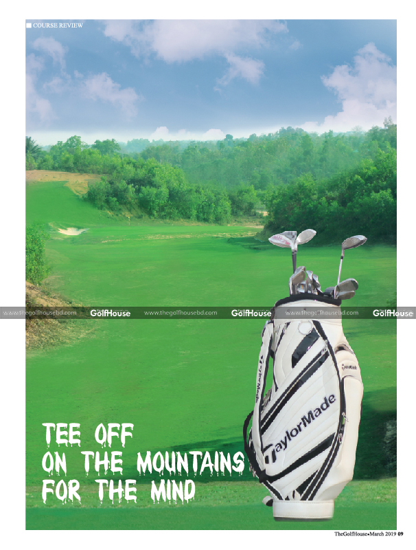 Tee off on the Mountains for the Mind